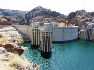 Vegas activities hoover dam