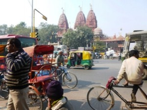 Old Delhi India picture
