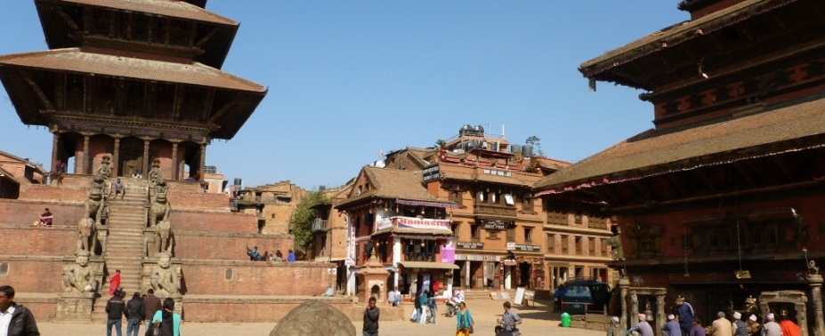Get to know funky Kathmandu and architecturally stunning Bhaktapur in Nepal