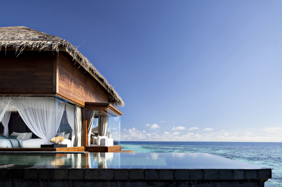 Jumeirah Dhevanafushi, The Maldives