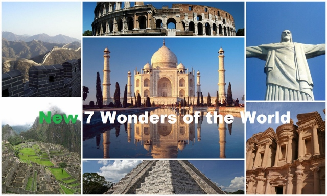informative speech on 7 wonders Informative speech: example informative speech]:: 7 works cited : 1443 words (41 pages) strong essays with many marvelous wonders.